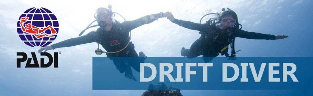 Stromingsduiker (Drift Diver)