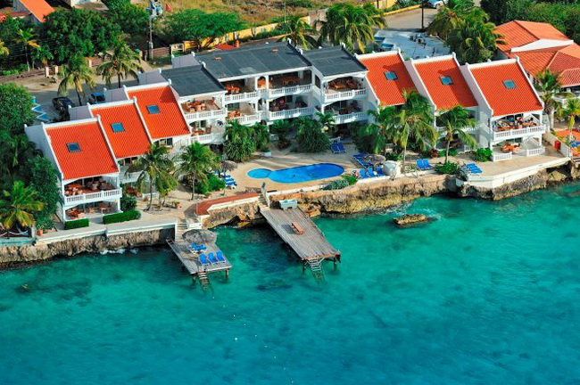 Bonaire 31 okt - 8 nov