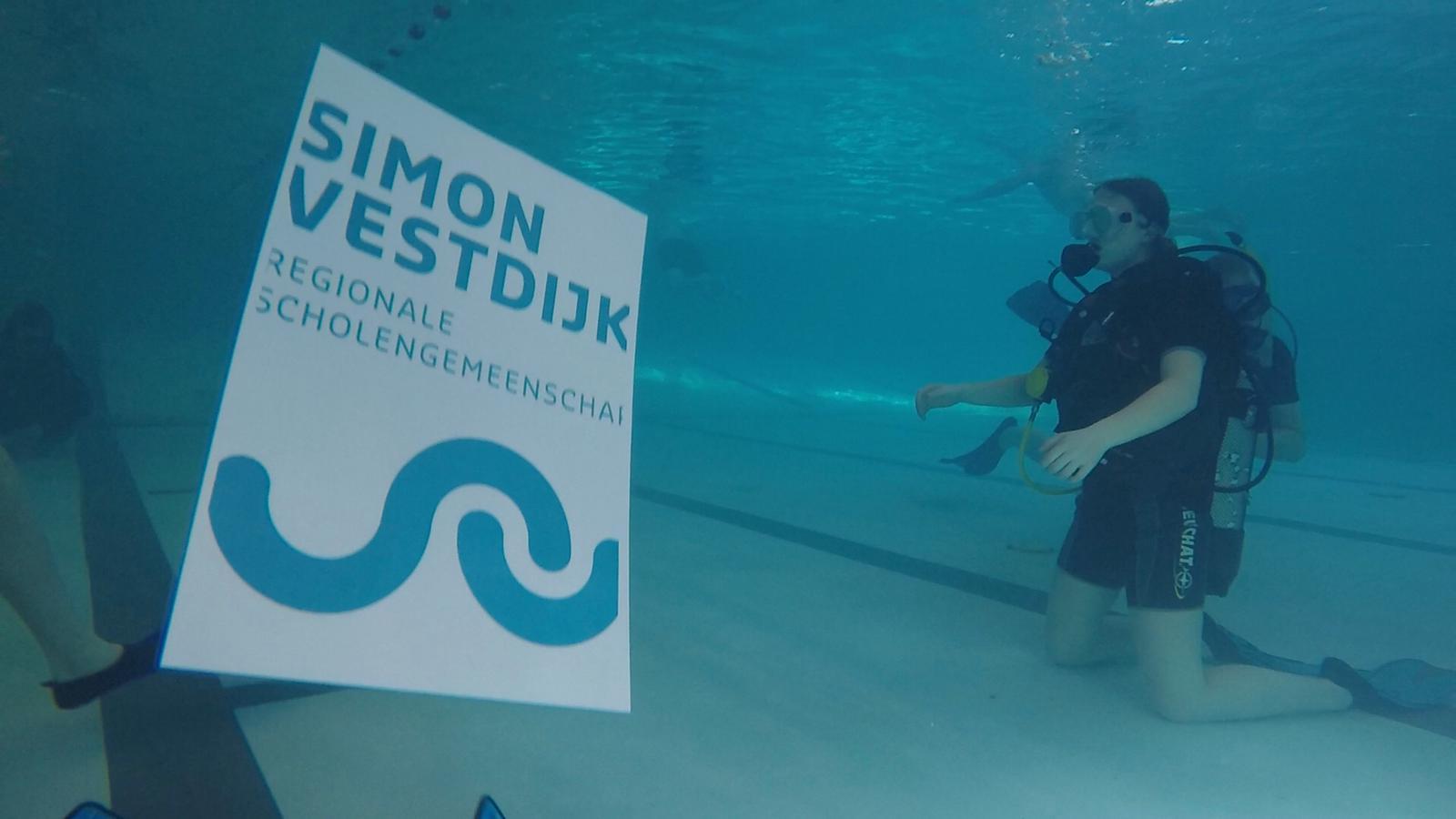 PADI Discover Scuba intro duik in Franeker