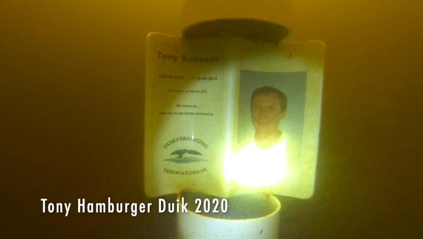 Tony Hamburgerduik 2020